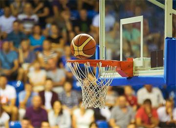 Basketbol Topu Potada