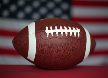 Amerikan Futbolu Topu