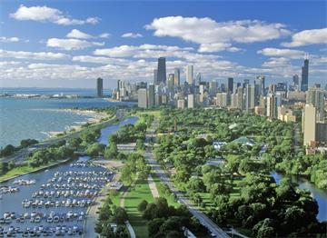 Havadan Şikago