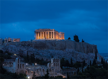Acropolis Parthenon - Atina