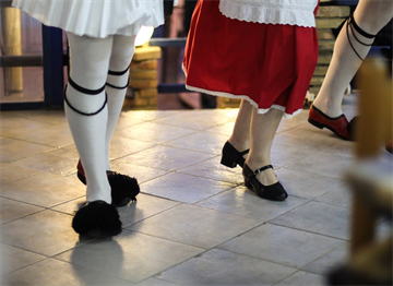Geleneksel Yunan Dansı