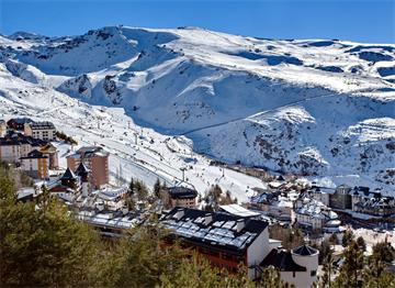 Pradollano - Sierra Nevada