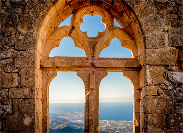 Aziz Hilarion - Kraliçe'nin Penceresi