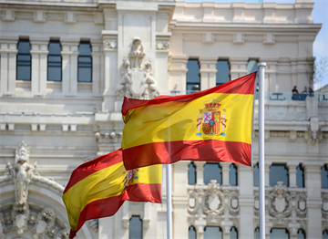 İspanyol Bayrağı