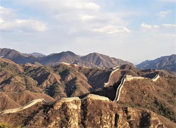 Dağları Aşan Çin Seddi