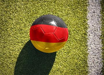 Futbol ve Almanya Renkleri