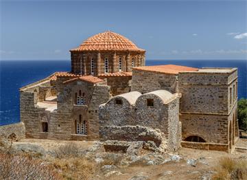 Monemvasia Agia Sofia Bizans Kilisesi