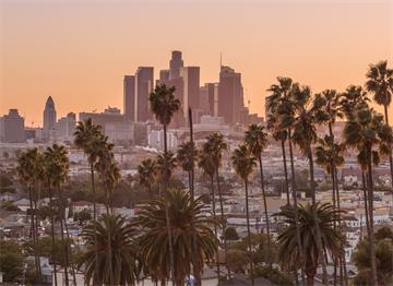 Los Angeles Manzarası