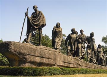 Mahatma Gandhi Heykeli