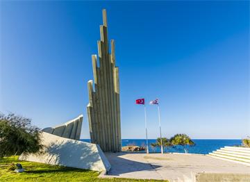 Girne Barış ve Özgürlük Anıtı