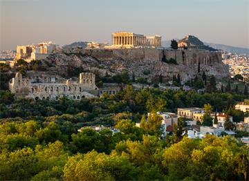 Akropolis Atina