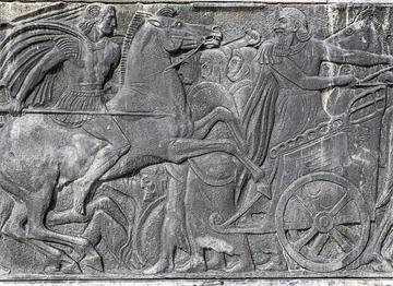 Selanik Büyük İskender Rölyefi