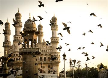 Charminar - Dört Minare