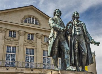 Goethe ve Schiller