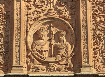 Kral Ferdinand ve Kraliçe Isabella Süslemesi