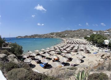 Super Paradise Plajı