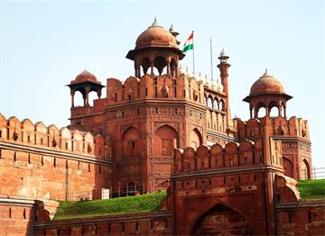Kırmızı Kale, Delhi