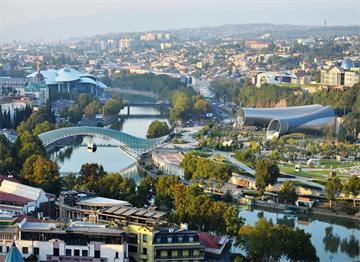 Tiflis Genel Görünüm