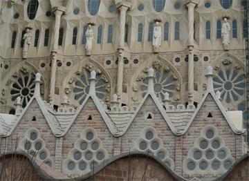 La Sagrada Familia Detay