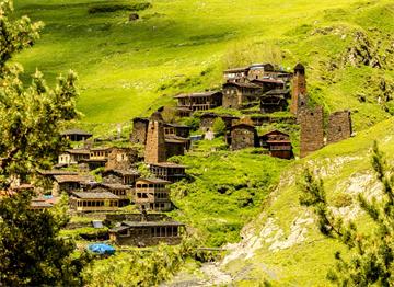 Dartlo Köyü