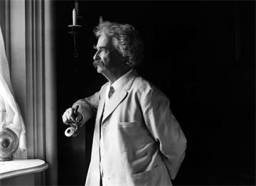 Mark Twain - 1907