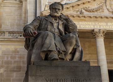 Paris Victor Hugo Anıtı