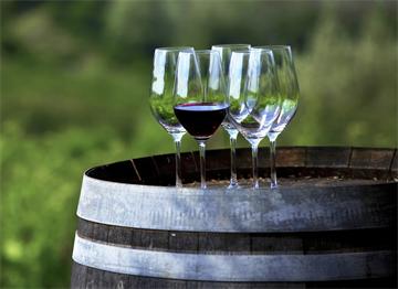 Toskana'da Şarap Tadımı