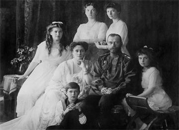 Çar II. Nikola ve Ailesi