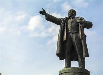 Saint Petersburg Lenin Anıtı