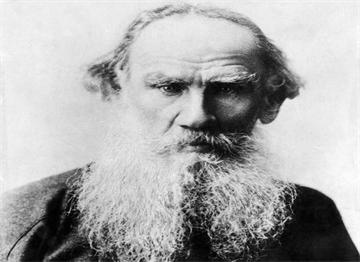 Büyük Yazar Lev Tolstoy