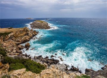 Karpaz Yarımadası'nın Uç Noktası - Zafer Burnu