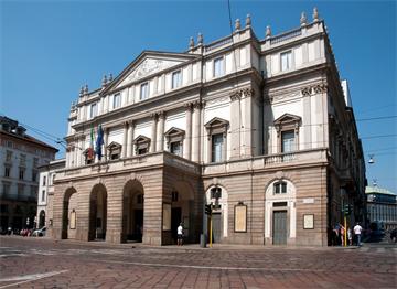Milano La Scala Binası