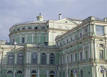 Saint Petersburg Mariinsky Tiyatrosu