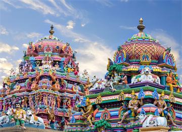Kapaleeshwarar Tapınağı - Tamil Nadu
