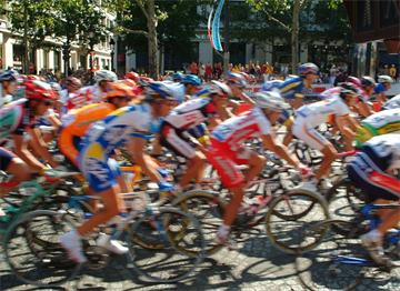 Tour de France Yarışçıları