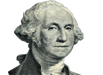 İlk ABD Başkan George Washington