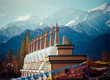 Himalayalar - Himaşal Pradeş