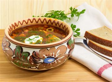 Solyanka Çorbası