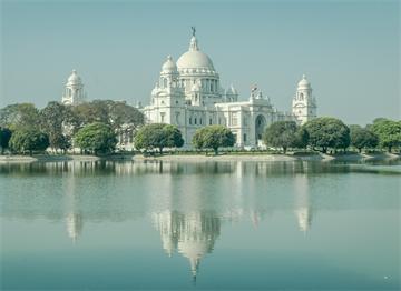 Kalküta'nın Simgelerinden Victoria Anıtı