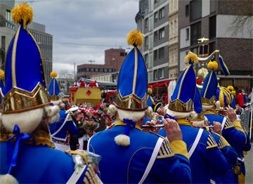 Köln Karnavalı