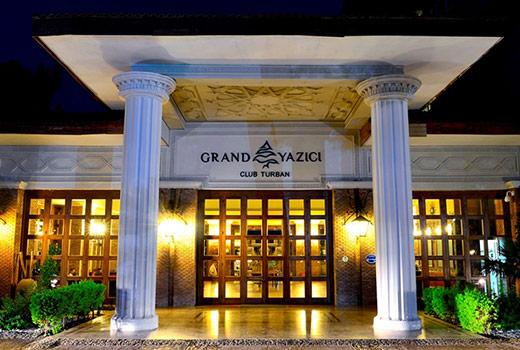 Grand Yazıcı Club Turban